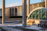Thrillist lauds UAlbany Campus in winter