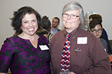 College of Arts and Sciences holds a reception for new faculty