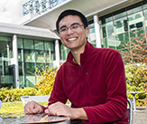 Alan Chen, assistant chemistry professor