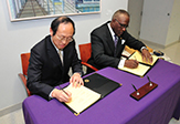 UAlbany signs agreement with SWUFE