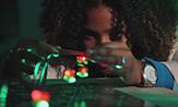 Student in University at Albany digital forensics program