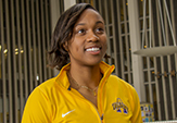 Cassandra Edwards of UAlbany