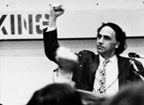 William Kunstler at UAlbany