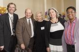 Lifetime Achievement Award winner Hal Lawson group photo