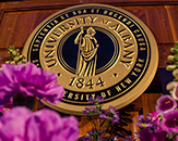 The University at Albany seal