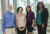Four new members of The RNA Institute team