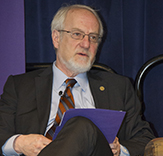 Interim UAlbany President James Stellar