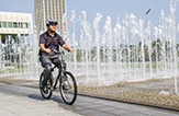 UAlbany student saves energy by biking