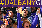 #UAlbanyGivingTuesday is Nov. 29