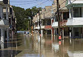 Schenectady, after Hurricane Irene