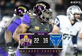 UAlbany Football 22-16 Victory over UBuffalo