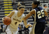 UAlbany Female Women's Basketball Player