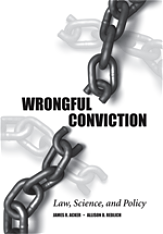 Wrongful Conviction book cover
