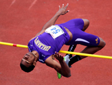 UAlbany Track and Field Athlete Alexander Bowen