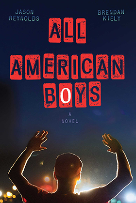 All American Boys jacket cover