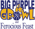 Big Purple Growl and Ferocious Feast