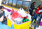 UAlbany students give back during the holidays