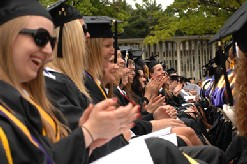 UAlbany Students Celebrate Graduation