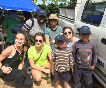 UAlbany SPH students travel to Costa Rica