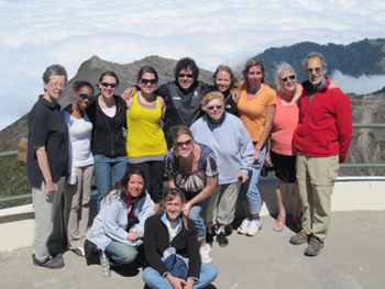 Ualbany School of Public Health students visit Costa Rica