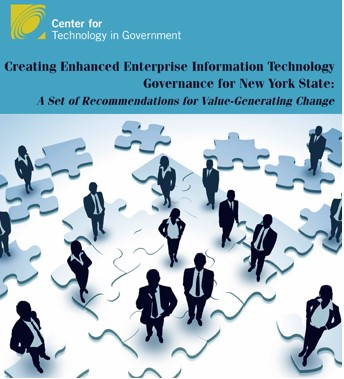 University at Albany Center for Technology in Government report on IT Recommendations to NYS