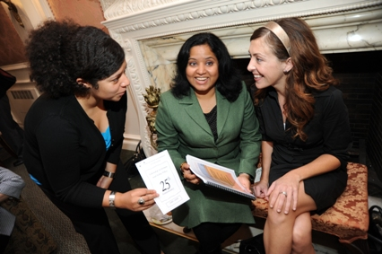 The Center for Women in Government and Civil Society trains leadership fellows.