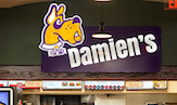 Damiens Cafe at UAlbany