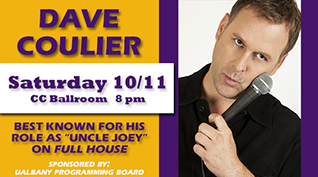 Dave Coulier Homecoming Photo