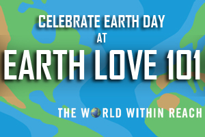 Earth Love 101 banner