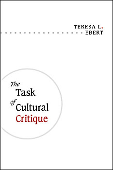 Book jacket for The Task of Cultural Critique