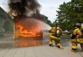 UAlbany fire prevention day
