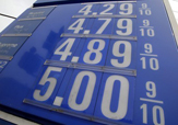 Gas prices are continuing to rise