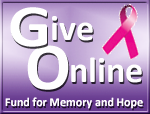 Give online to the Cancer Research Center