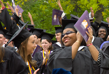 UAlbany Spring Commencement