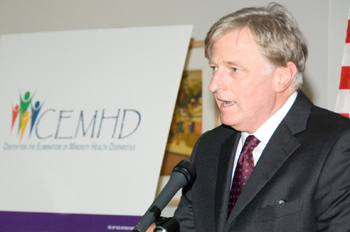 CEMHD Director Lawrence Schell