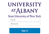 UAlbany ITS login
