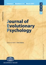 Journal of Evolutionary Psychology