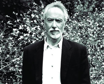 South African author and nobel laureate J.M. Coetzee