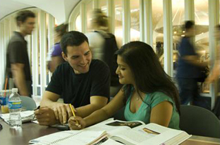 UAlbany students practice interview skills