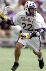 Senior Jordan Levine