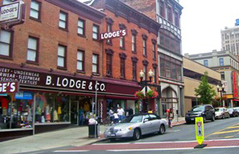 B. Lodge & Co. Clothing Retailer in Albany N.Y.