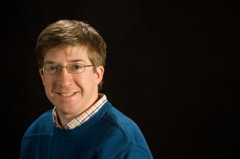 UAlbany Doctoral Student Jonathan Nash