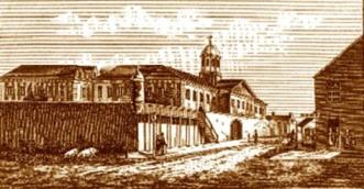 Newgate Prison New York City