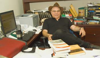 Associate Professor Gregory Nowell, Department of Political Science