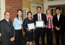 UAlbany Center for Technology in Government receives 2008 Best Practices Award in Management