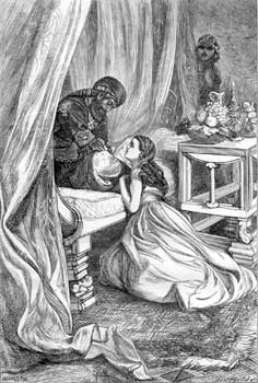 Image from One Thousand and One Nights