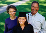 Family celebrates college graduation, plans retirement