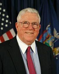 NYS Lt. Gov. Richard Ravitch