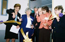 Opening of the University at Albany Emeritus Center.