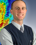 UAlbany Assistant Professor of Atmospheric and Environmental Sciences Ryan Torn